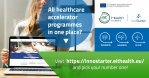 Health startups: Learn more about possibilities for your growth by EIT Health - deadlines on 27th March!