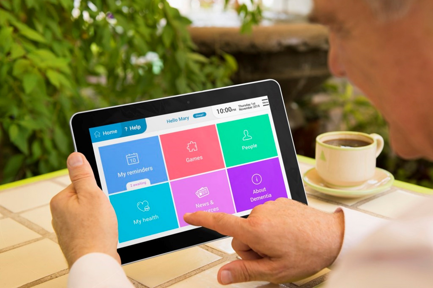 SMART4MD app will help people with mild dementia