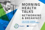 We will host Morning Health Talk on topic of Future of digital health and telemedicine - 25.9.!