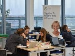Students designed health home care product during the EIT Health Innovation Day in Prague